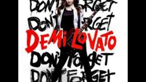 Demi Lovato - The Middle (Audio)