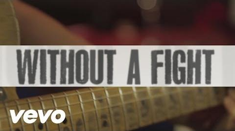 Brad Paisley - Without a Fight (Lyric Video) ft