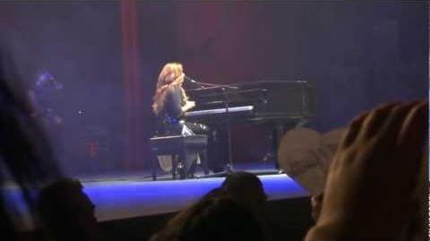 "Special Night With Demi Lovato Mexico City ""Skyscraper"""