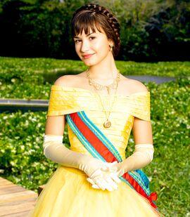 Princess Demi Lovato