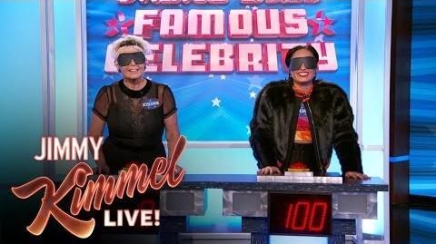 Name That Famous Celebrity - Roseanne Barr vs