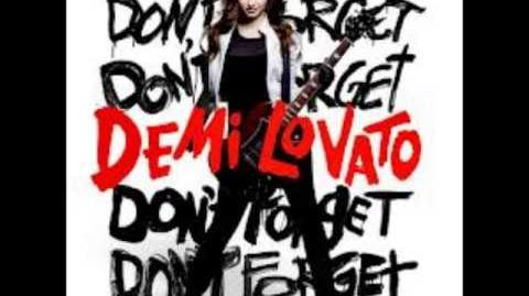Demi Lovato - Gonna Get Caught (Audio)