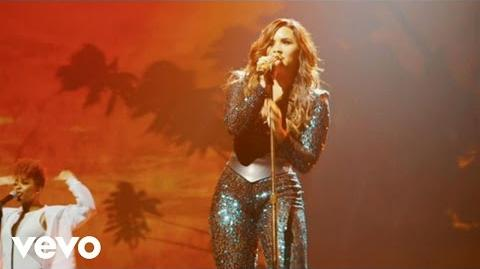 Demi Lovato - Cool For The Summer (Live On Honda Civic Tour Future Now)