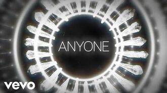 Demi Lovato - Anyone (Lyric Video)
