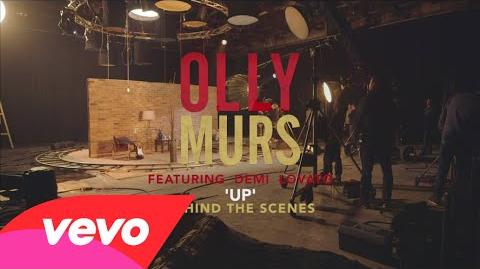Olly Murs - Up (Behind The Scenes) ft