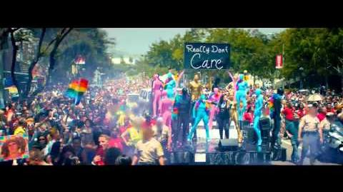 Really Don't Care Video Teaser 3