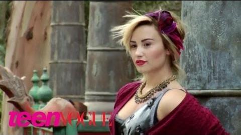 Teen Vogue Cover Shoot 2013-0