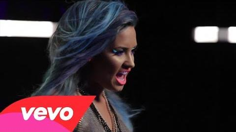 Demi Lovato - Neon Lights - Behind the Scenes