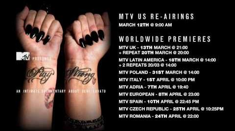 MTV's Stay Strong Re-airing Dates