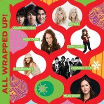 Dominic Roberti and Jamal Robinson-Brown's Christmas CD