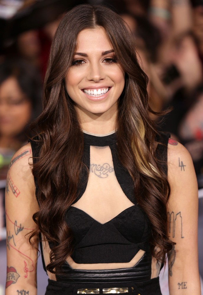 Christina Perri Facts And Information