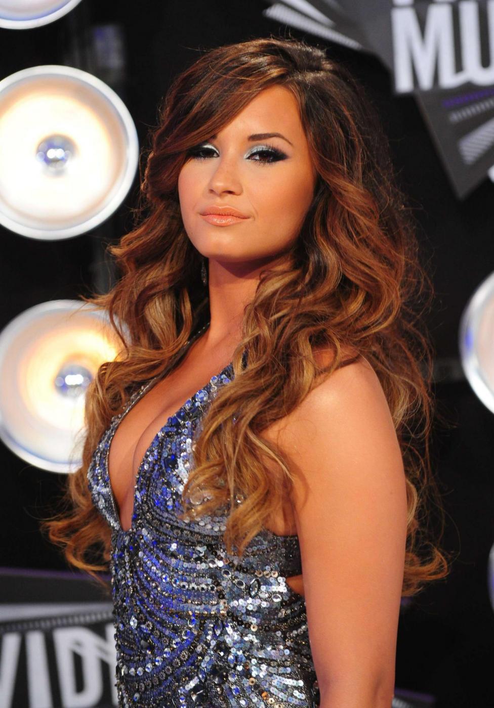 Resultado de imagem para VMA 2011 demi lovato