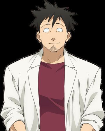 Tetsuo Takahashi Demi Chan Wa Kataritai Wiki Fandom
