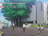 Tetsuo Takahashi Wants an Interview