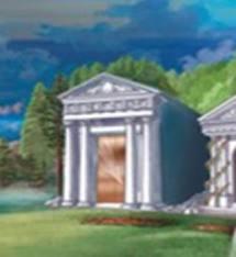 Zeus' Cabin front