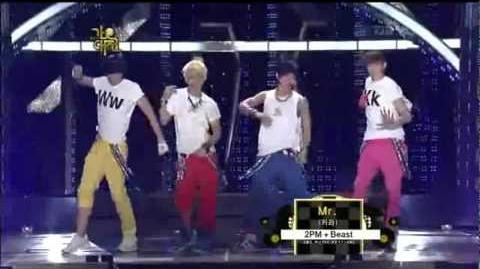 Boys Generation - 2PM, 2AM, Beast, MBLAQ, SHINee, Super Junior