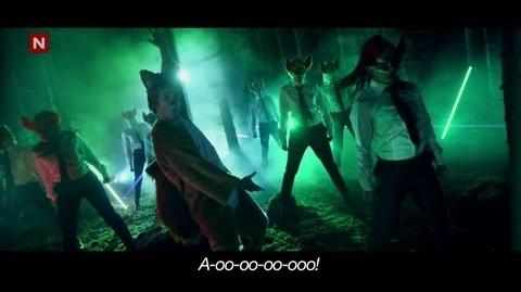 Ylvis - The Fox Official music video HD
