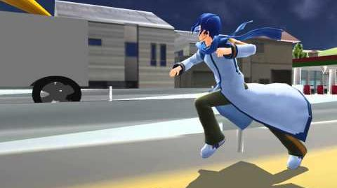 Kaito sees a... MMD-0