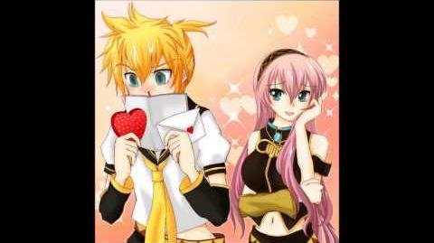Len Kagamine x Luka Megurine~Just Be Friends