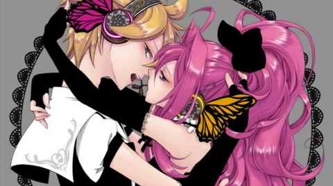 Vocaloid - Magnet - Len & Luka