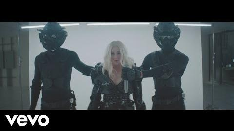 Christina Aguilera - Fall In Line (Official Video) ft