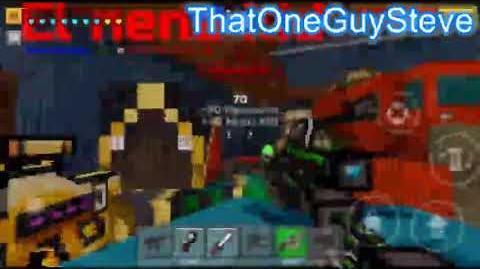 Pixel Gun 3D - Trinity II Clan Montage I