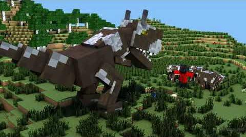 JurassiCraft The Movie Soundtrack 3 6 Into The Mines