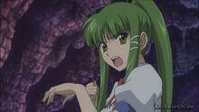 Eiko Teruya ist angeekelt