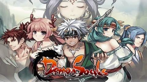 DemonSouls - Universal - HD Gameplay Trailer