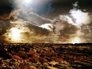 Surface of Yaddith