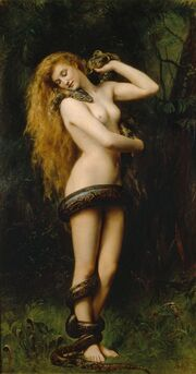 Lilith - 1892 by John Collier