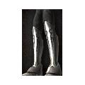 Dark Silver Leggings