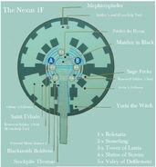 The Nexus map