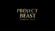 Project Beast Working Title