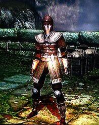Leather Set Female