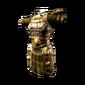 Dull Gold Armor