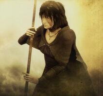 Maiden in Black Loading