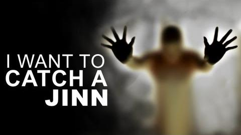 I want to catch a Jinn- Sheikh Mumtaz Ul Haq