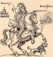Prince Rupert - 1st English Civil War