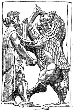 Hasil gambar untuk Ahriman god persian