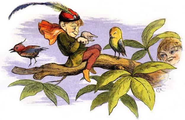 File:Poor little birdie teased by Richard Doyle.jpg