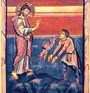 Healing of the demon-possessed