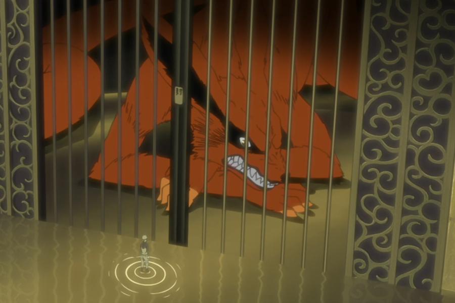Naruto Vs Kyuubi Narutopedia Fandom Powered By Wikia