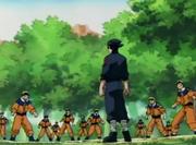 Naruto vs ebiso