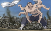 Kakashi vs pain 3