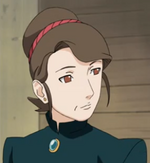 Ino's Mutter