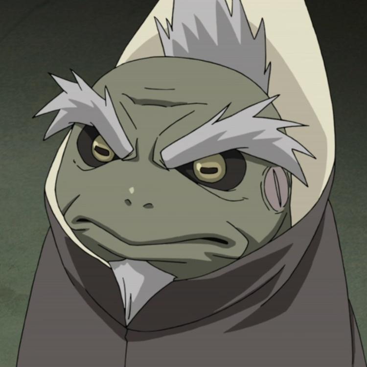 Fukasaku | Narutopedia | FANDOM powered by Wikia
