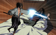 Sasuke vs orochimaru 02
