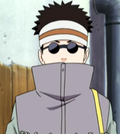 Shino Aburame child