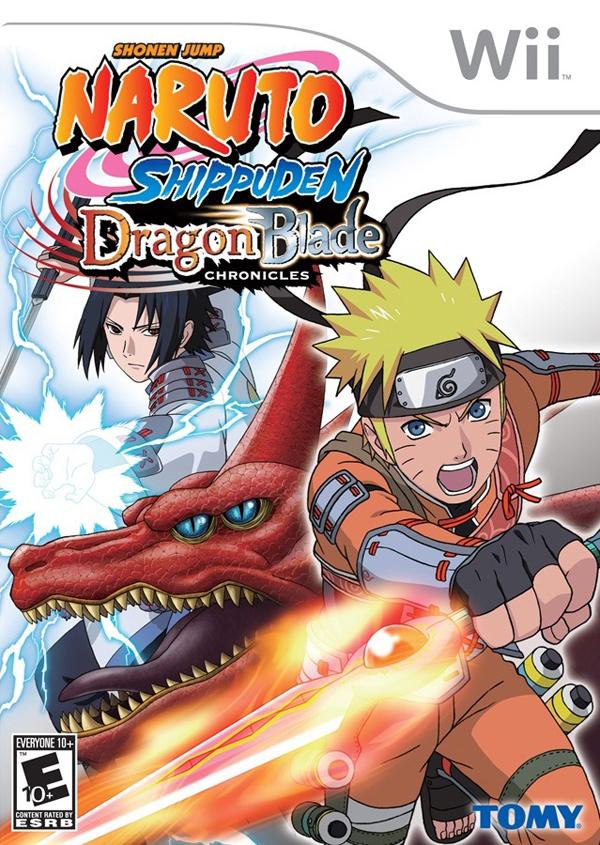 Naruto Shippuuden: Dragon Blade Chronicles | Narutopedia ...